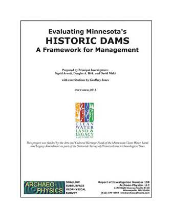 Dam web Latest Legacy Project Reports