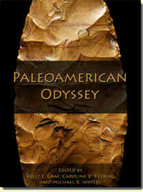 Paleo odysee book Paleoamerican Odyssey Conference Overview