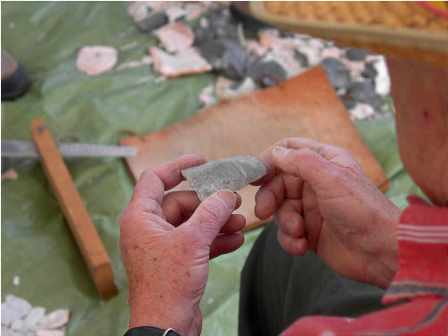 flintknapping Upcoming Archaeology Events