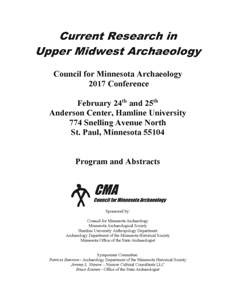 2017 CMA program cover web CMA 2017 Conference Program