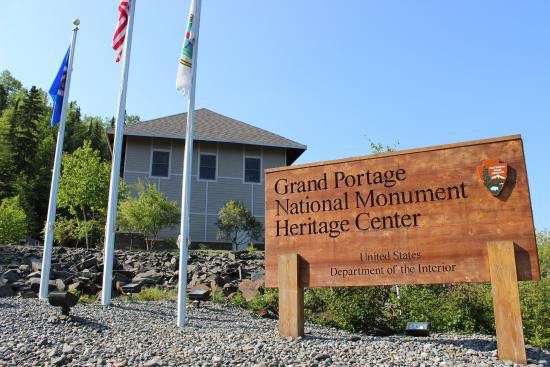 grand portage national 2017 Lake Superior Basin Conference
