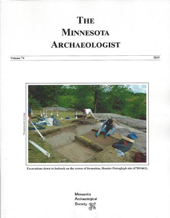 Volume 74 web Minnesota Archeologist, Volume 74