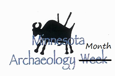 MAMlogo Minnesota Archaeology Month