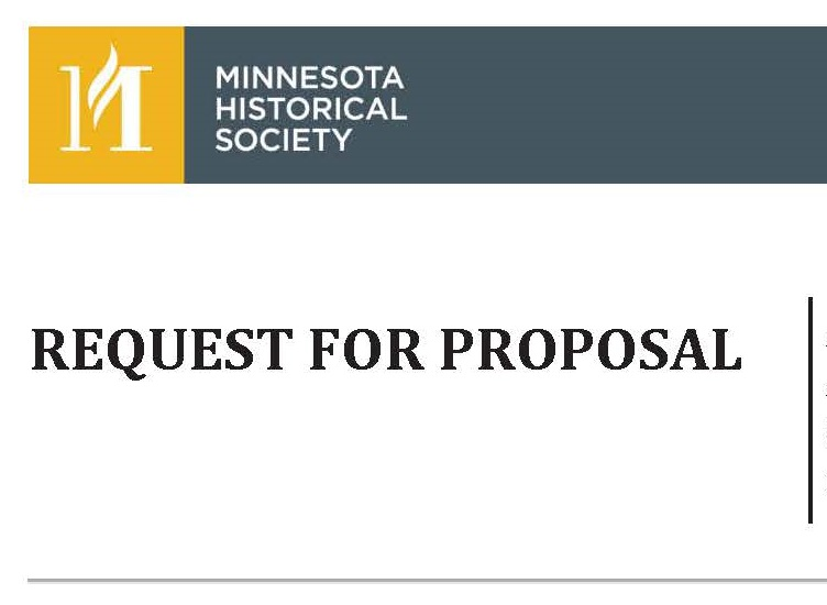 Fort Snelling RFP Minnesota Historical Society RFPs
