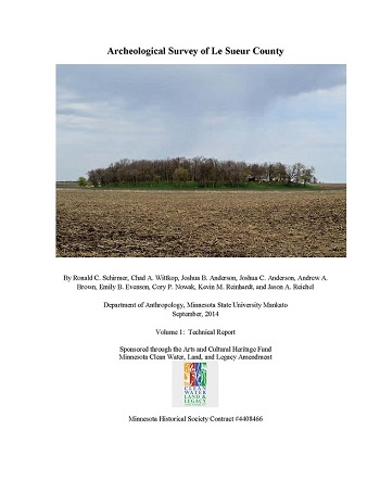 LeSueur survey New Reports Available